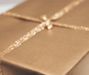 why should you give handmade gifts