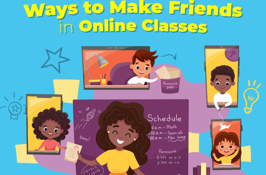 Ways to Make Friends in Online Classes